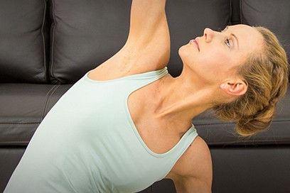 Yoga Workout – Intermediate