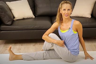 Yoga für eine gute Verdauung