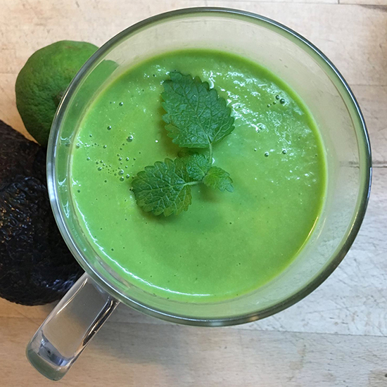 messia-mint-smoothie