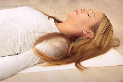 Entspannende Körperreise