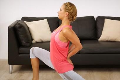 After Work Yoga – nach langem Sitzen