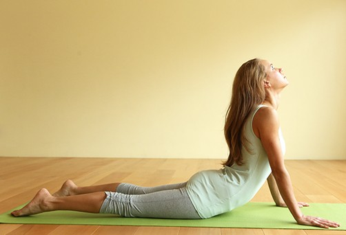 Yin Yoga special – for a healthy back & spine