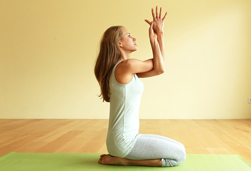 Yin Yoga Special – for flexible Upper Body, Chest & Shoulders