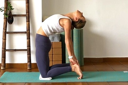 Hatha Yoga to Create Space in your Heart & Mind (60 min)
