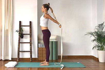 Yoga to Release Neck & Shoulder Tension (33 min)