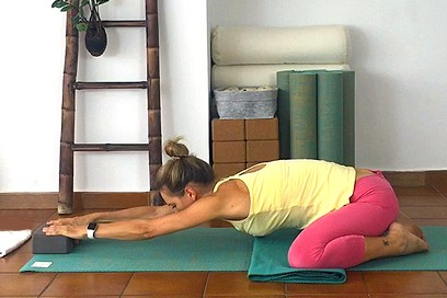 Yoga to Relieve Lower Back Tension (30 min)